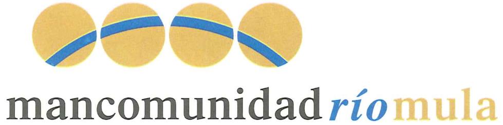 Logotipo Mancomunidad Rio Mula
